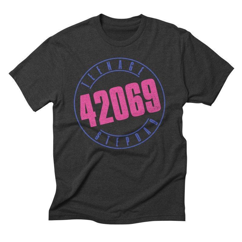 42069 Men's Triblend T-Shirt by Teenage Stepdad