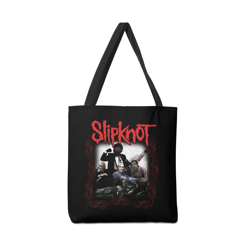 TEXAS NU METAL MASSACRE PART 2 Accessories Tote Bag Bag by Teenage Stepdad
