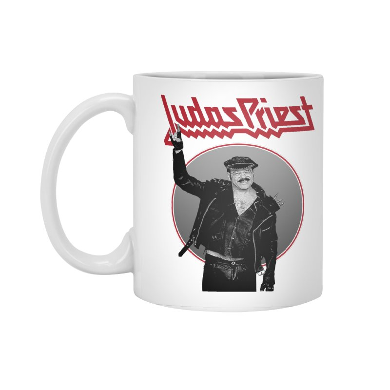 JUDAS FUNKE Accessories Standard Mug by Teenage Stepdad