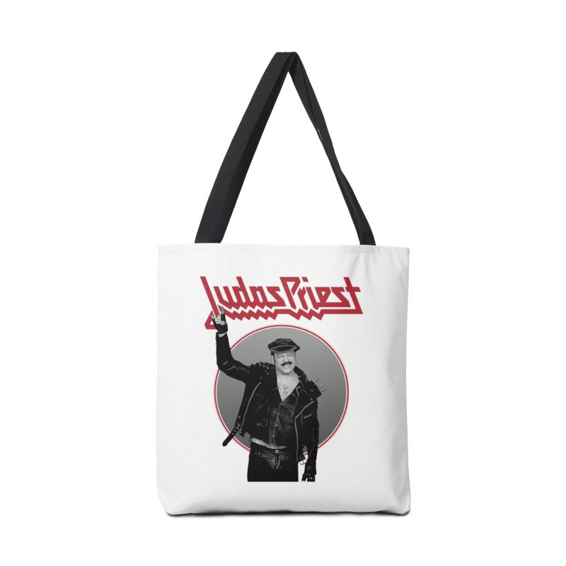 JUDAS FUNKE Accessories Tote Bag Bag by Teenage Stepdad