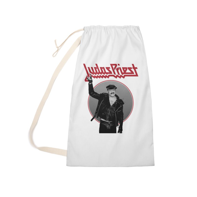 JUDAS FUNKE Accessories Laundry Bag Bag by Teenage Stepdad