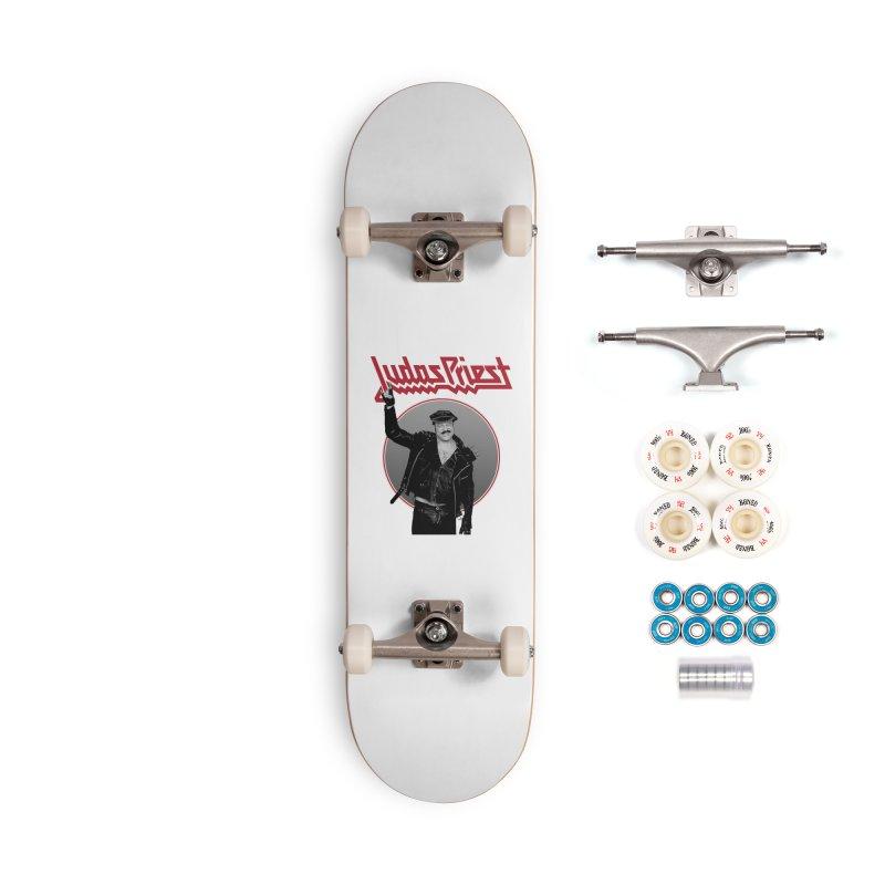 JUDAS FUNKE Accessories Complete - Premium Skateboard by Teenage Stepdad