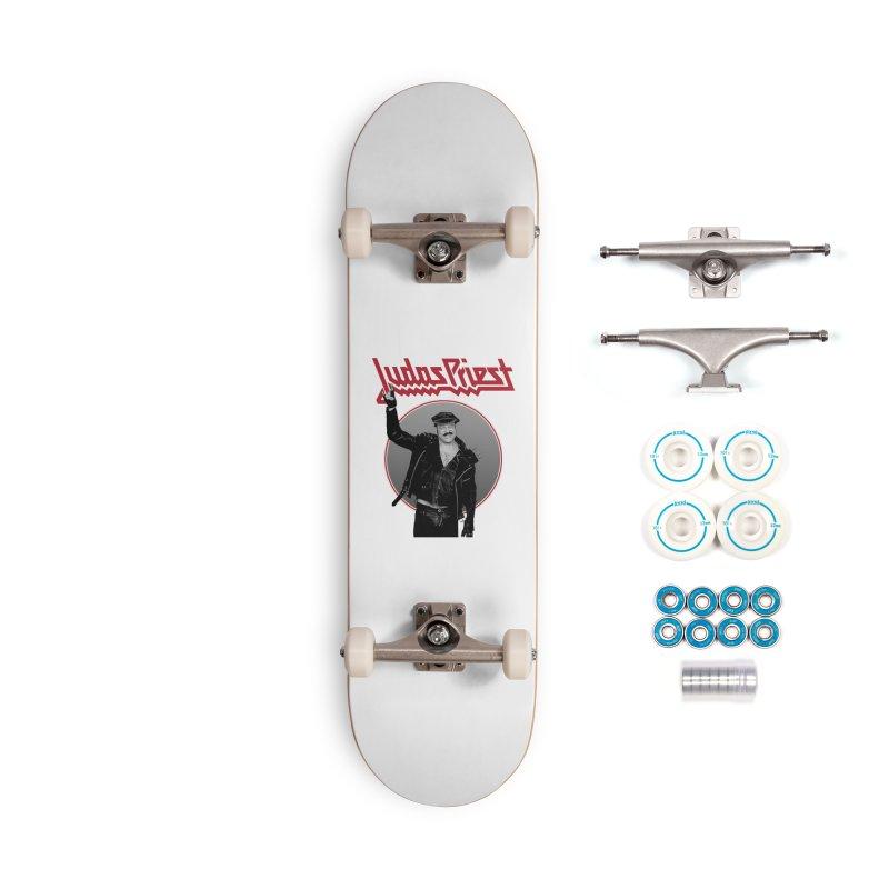 JUDAS FUNKE Accessories Complete - Basic Skateboard by Teenage Stepdad