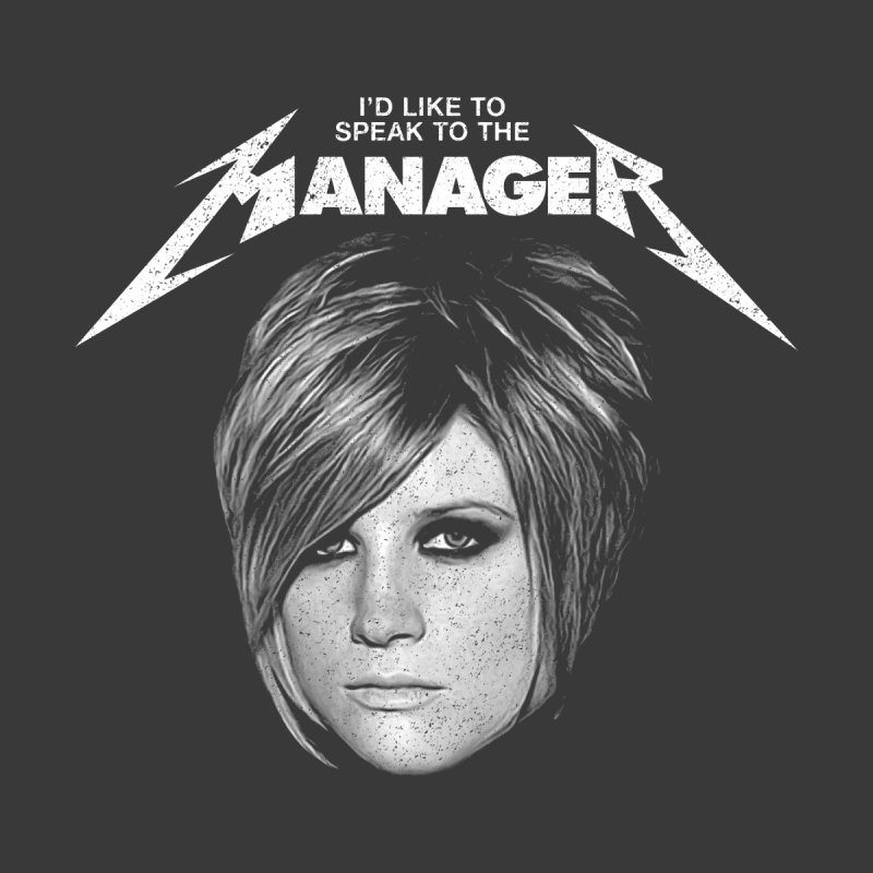 I'D LIKE TO SPEAK TO THE MANAGER by Teenage Stepdad