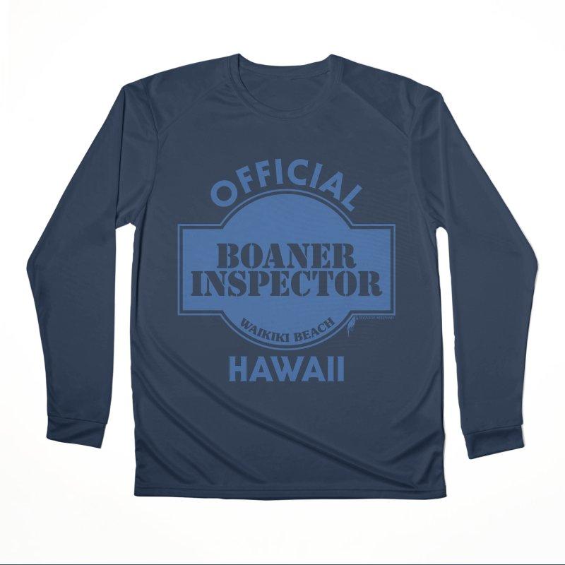 OFFICIAL BOANER INSPECTOR WAIKIKI classic Men's Performance Longsleeve T-Shirt by Teenage Stepdad
