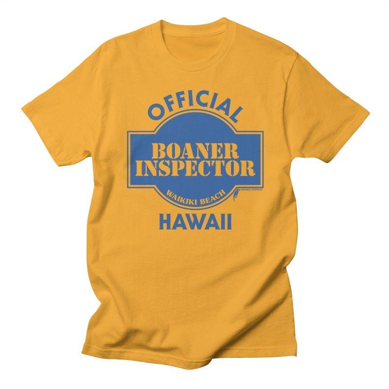 OFFICIAL BOANER INSPECTOR WAIKIKI classic Women's Regular Unisex T-Shirt by Teenage Stepdad