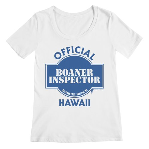 image for OFFICIAL BOANER INSPECTOR WAIKIKI classic