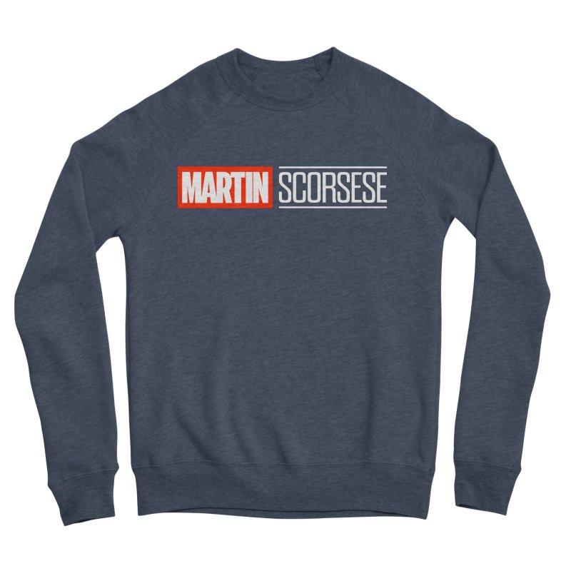 MARVEL SCORSESE Women's Sponge Fleece Sweatshirt by Teenage Stepdad
