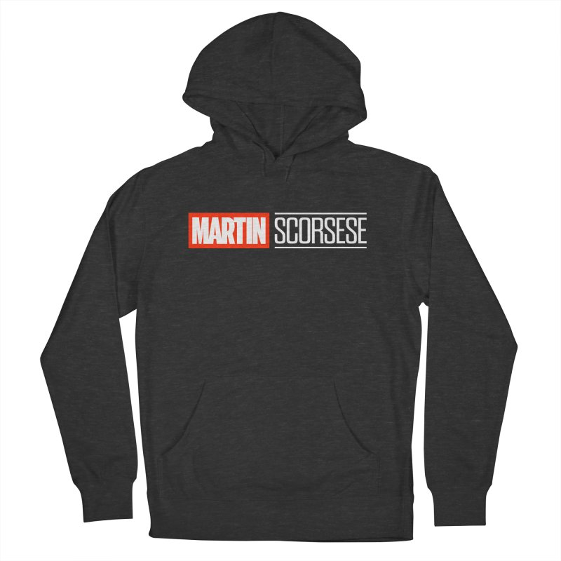 MARVEL SCORSESE Women's French Terry Pullover Hoody by Teenage Stepdad