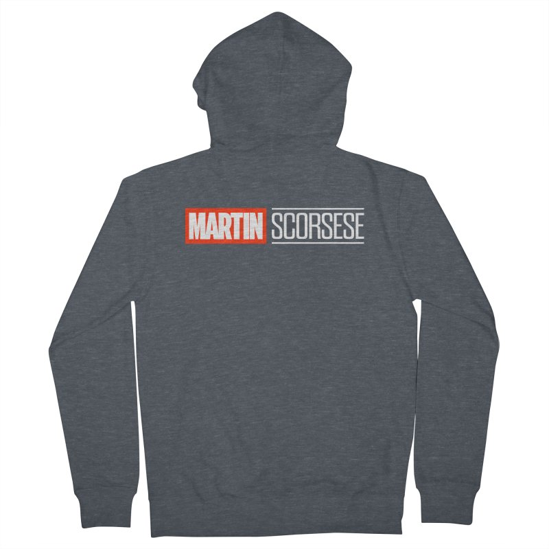 MARVEL SCORSESE Women's French Terry Zip-Up Hoody by Teenage Stepdad