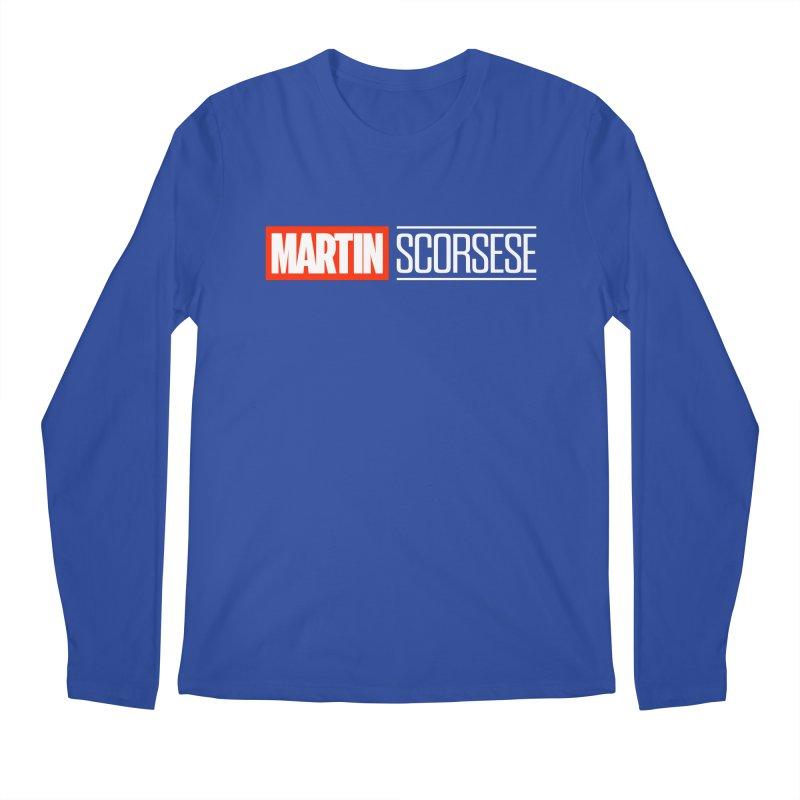 MARVEL SCORSESE Men's Regular Longsleeve T-Shirt by Teenage Stepdad