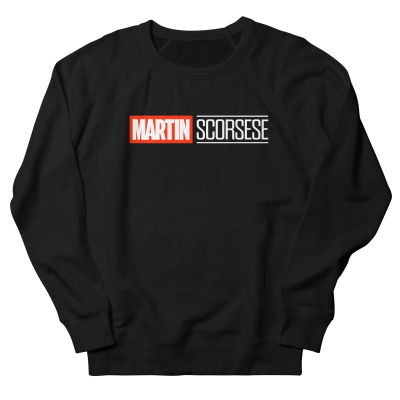MARVEL SCORSESE Women's French Terry Sweatshirt by Teenage Stepdad