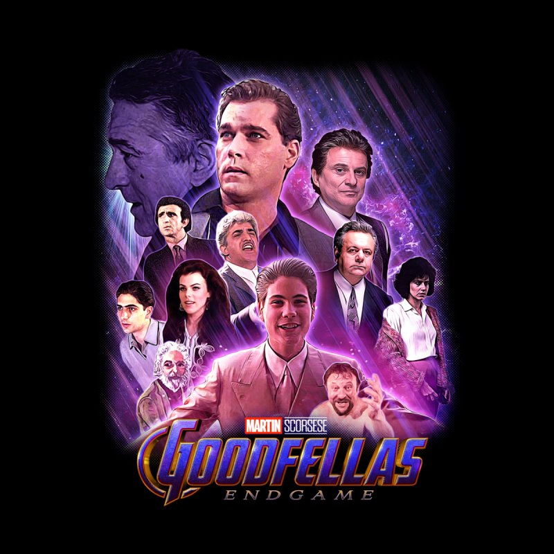 GOODFELLAS: ENDGAME (aka Superfellas) Women's T-Shirt by Teenage Stepdad