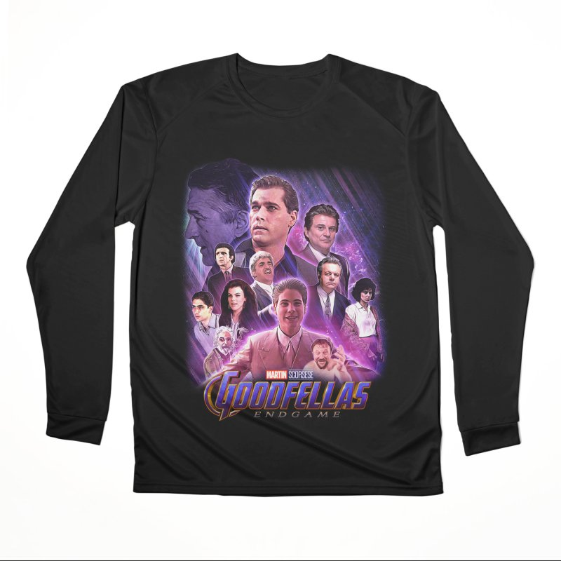 GOODFELLAS: ENDGAME (aka Superfellas) Women's Performance Unisex Longsleeve T-Shirt by Teenage Stepdad