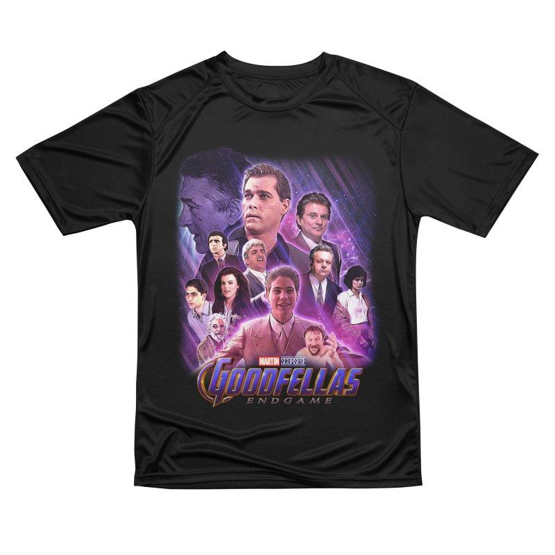 GOODFELLAS: ENDGAME (aka Superfellas) Women's Performance Unisex T-Shirt by Teenage Stepdad