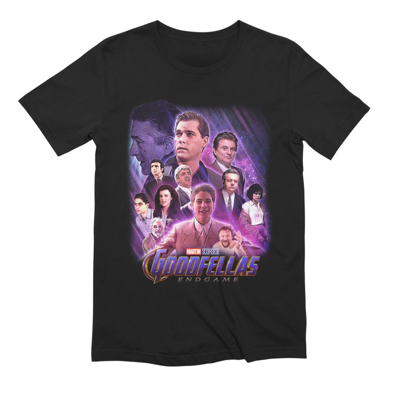 GOODFELLAS: ENDGAME (aka Superfellas) Men's Extra Soft T-Shirt by Teenage Stepdad