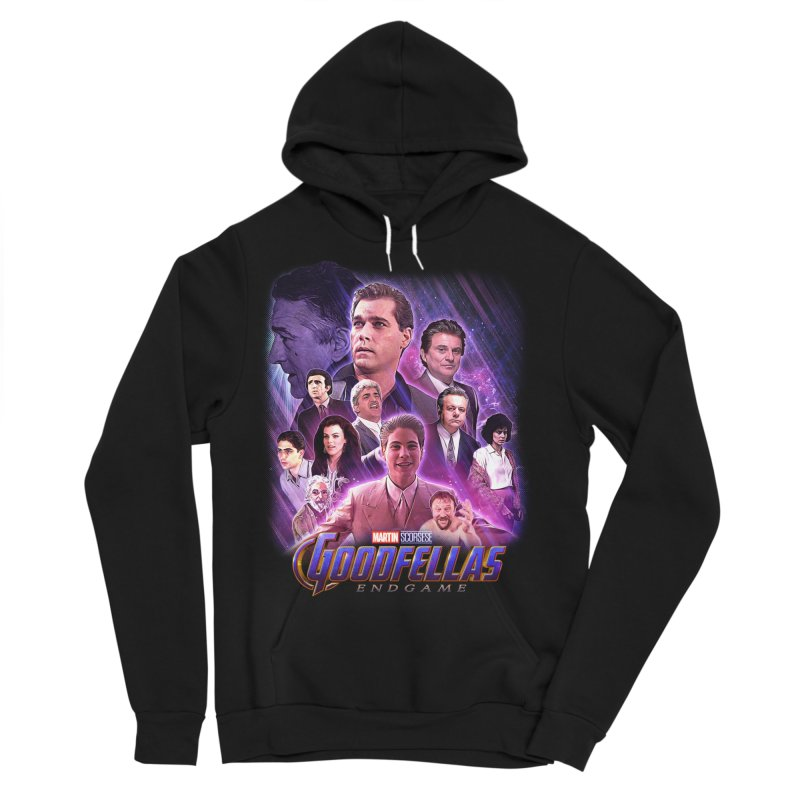 GOODFELLAS: ENDGAME (aka Superfellas) Men's Sponge Fleece Pullover Hoody by Teenage Stepdad