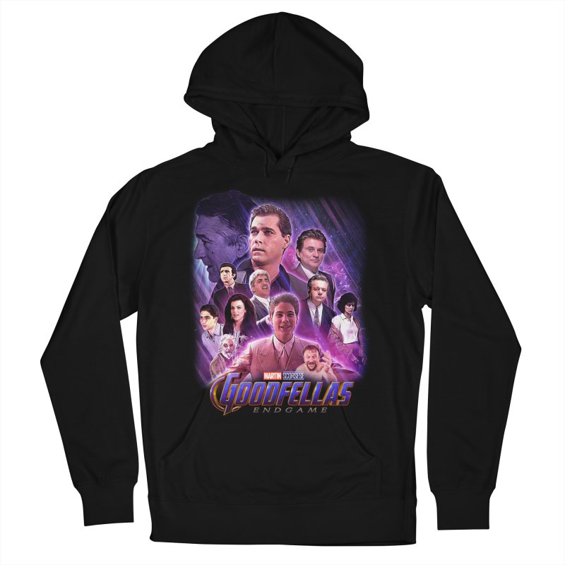 GOODFELLAS: ENDGAME (aka Superfellas) Women's French Terry Pullover Hoody by Teenage Stepdad