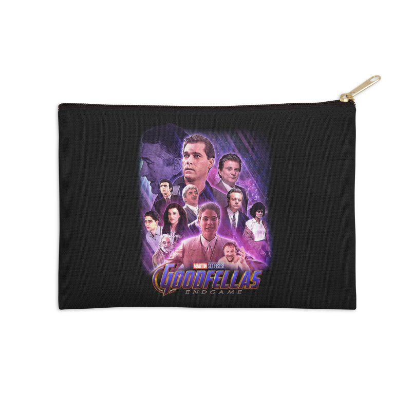 GOODFELLAS: ENDGAME (aka Superfellas) Accessories Zip Pouch by Teenage Stepdad