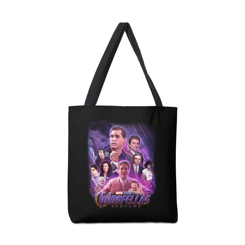 GOODFELLAS: ENDGAME (aka Superfellas) Accessories Tote Bag Bag by Teenage Stepdad
