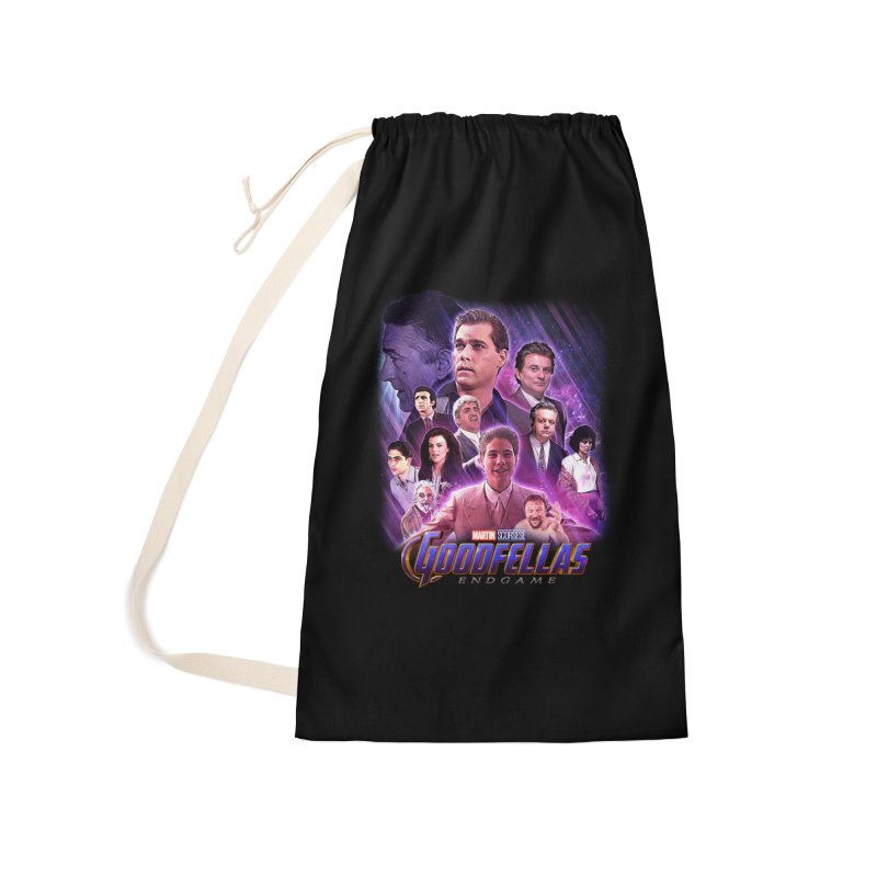 GOODFELLAS: ENDGAME (aka Superfellas) Accessories Laundry Bag Bag by Teenage Stepdad