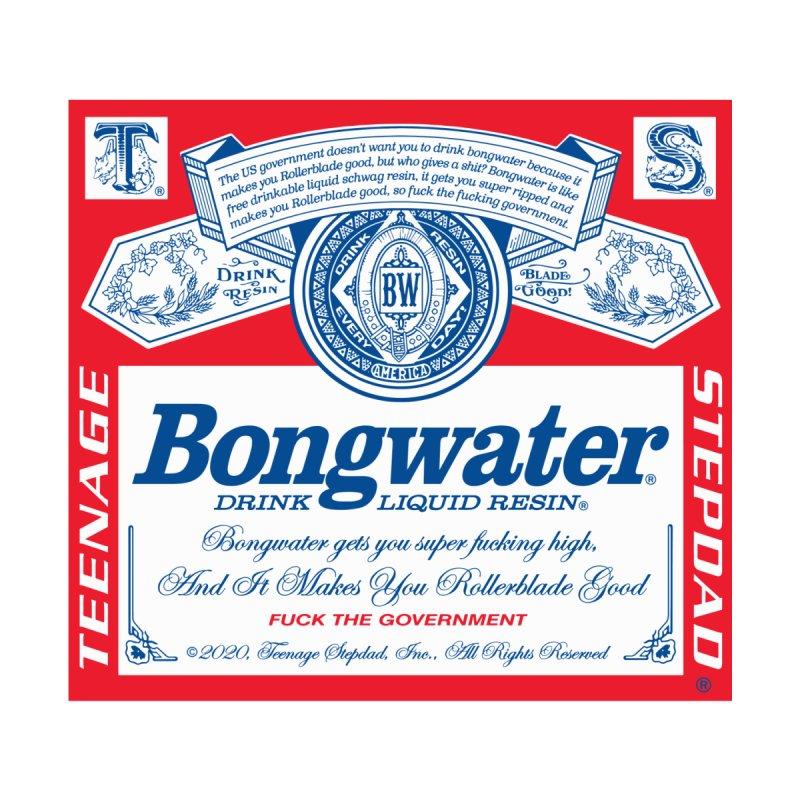 BONGWATER Classic Label Bootleg Men's Cut & Sew by Teenage Stepdad