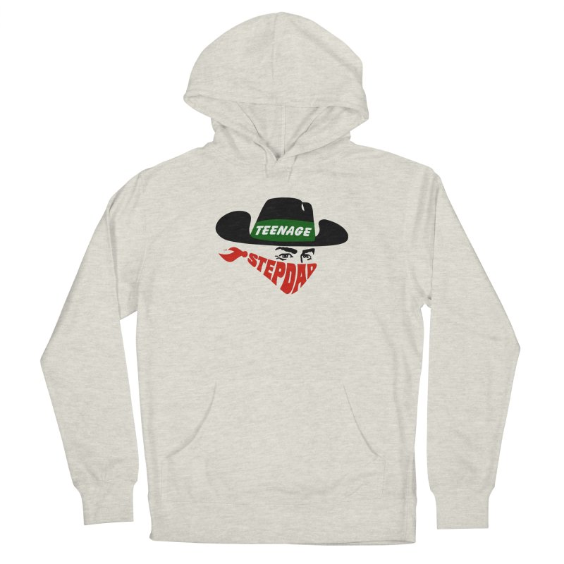 F*CK IT, MASK ON Men's French Terry Pullover Hoody by Teenage Stepdad