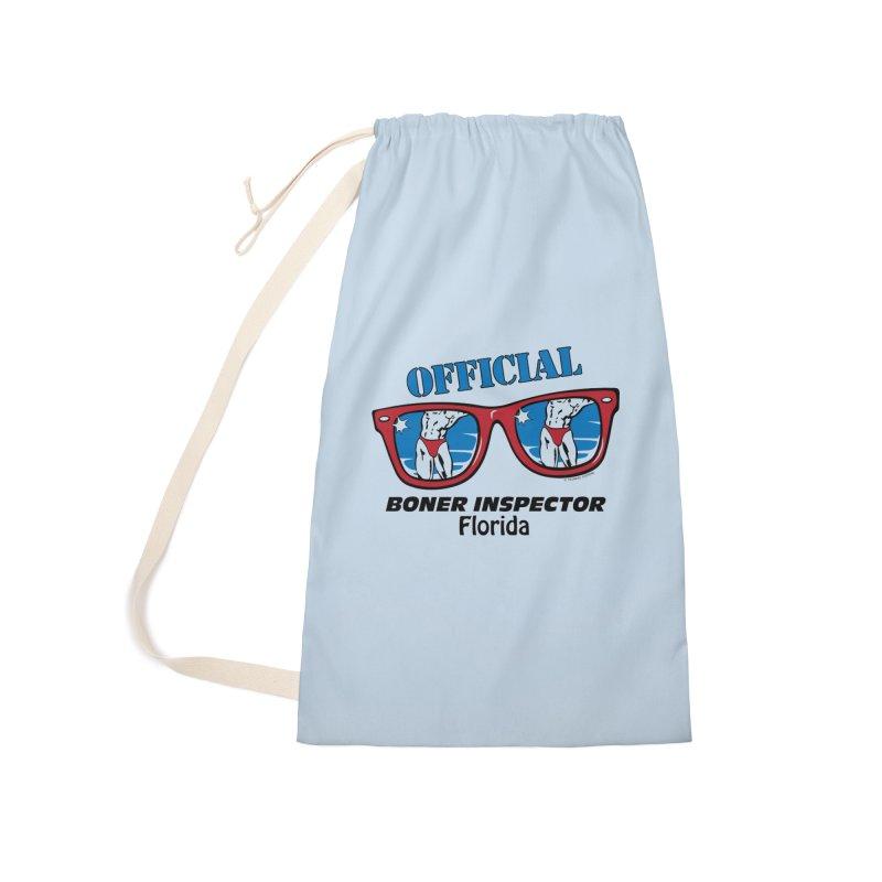 OFFICIAL BONER INSPECTOR Florida Accessories Bag by Teenage Stepdad Shop | 90s Inspired Apparel
