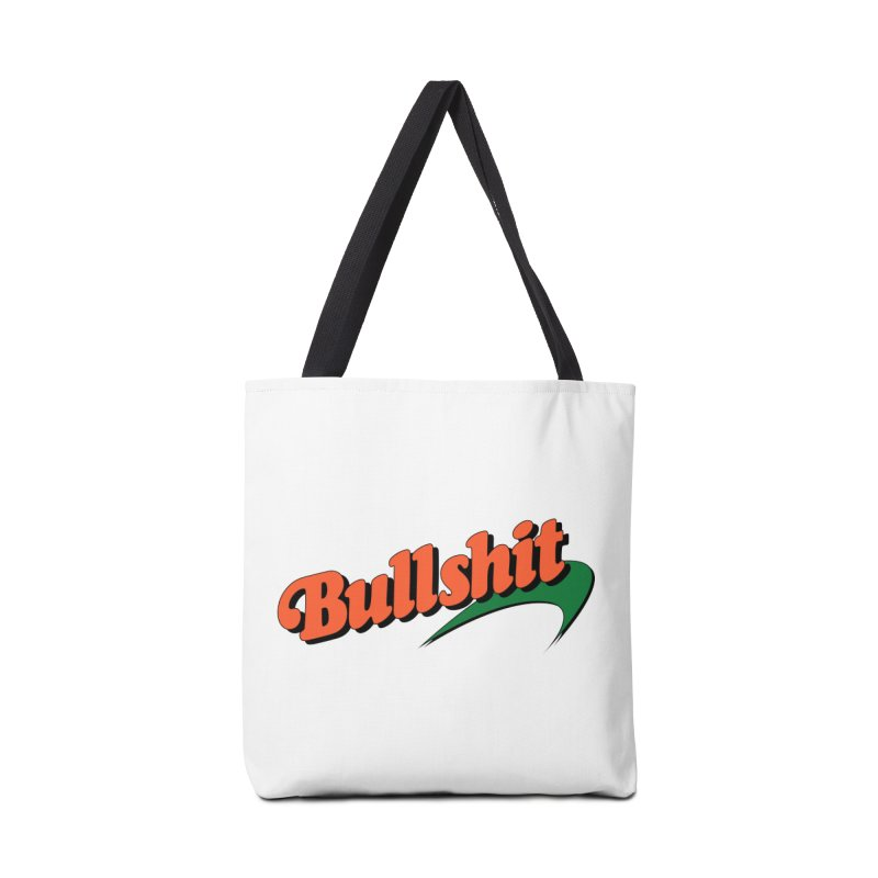 BULLSHIT Accessories Bag by Teenage Stepdad Shop   90s Inspired Apparel
