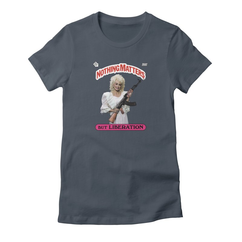 NOTHING MATTERS Women's T-Shirt by Teenage Stepdad Shop | 90s Inspired Apparel
