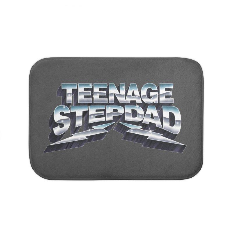 MAXIMUM STEPDAD Home Bath Mat by Teenage Stepdad