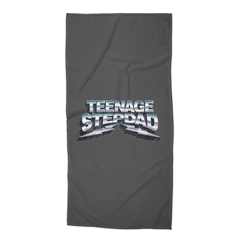 MAXIMUM STEPDAD Accessories Beach Towel by Teenage Stepdad