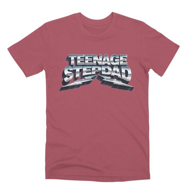 MAXIMUM STEPDAD Men's Premium T-Shirt by Teenage Stepdad