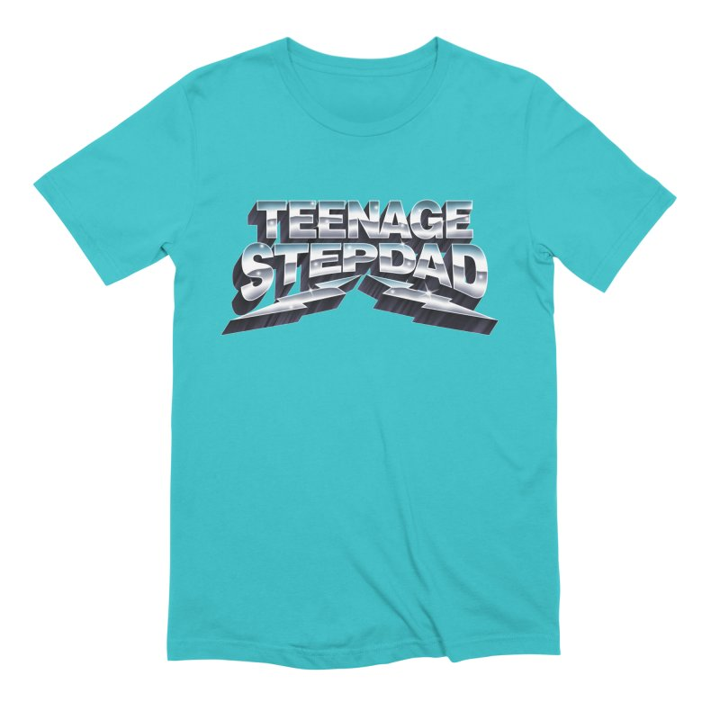 MAXIMUM STEPDAD Men's Extra Soft T-Shirt by Teenage Stepdad