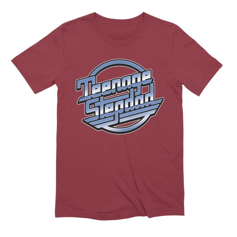MAGNADAD Men's Extra Soft T-Shirt by Teenage Stepdad