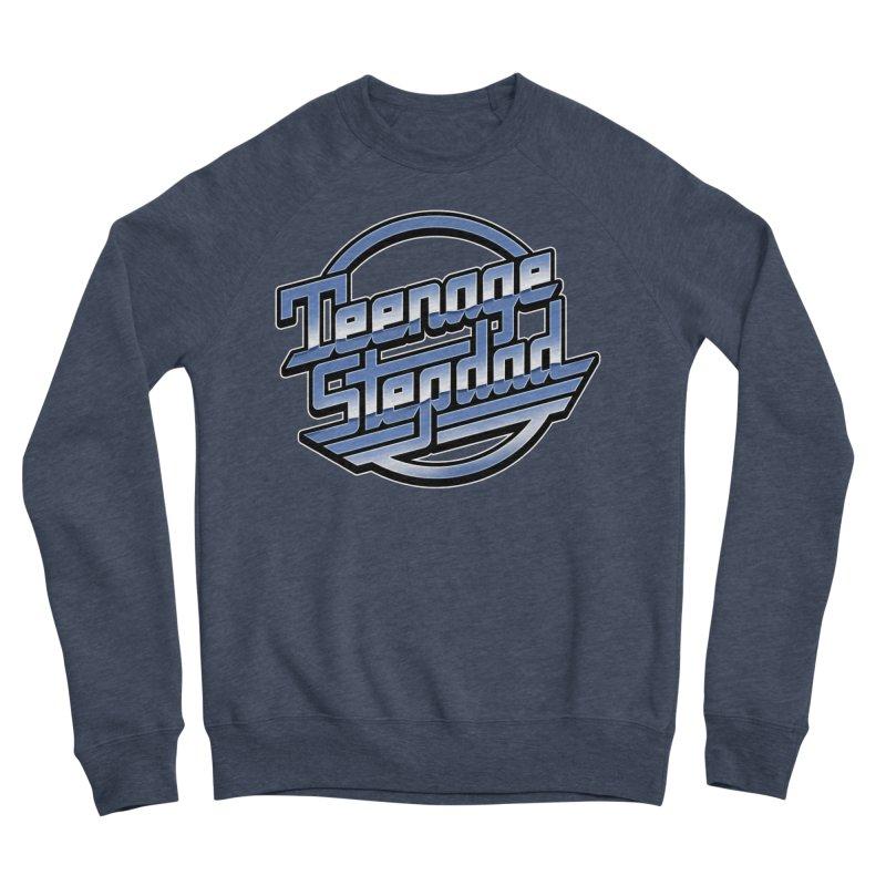 MAGNADAD Men's Sponge Fleece Sweatshirt by Teenage Stepdad