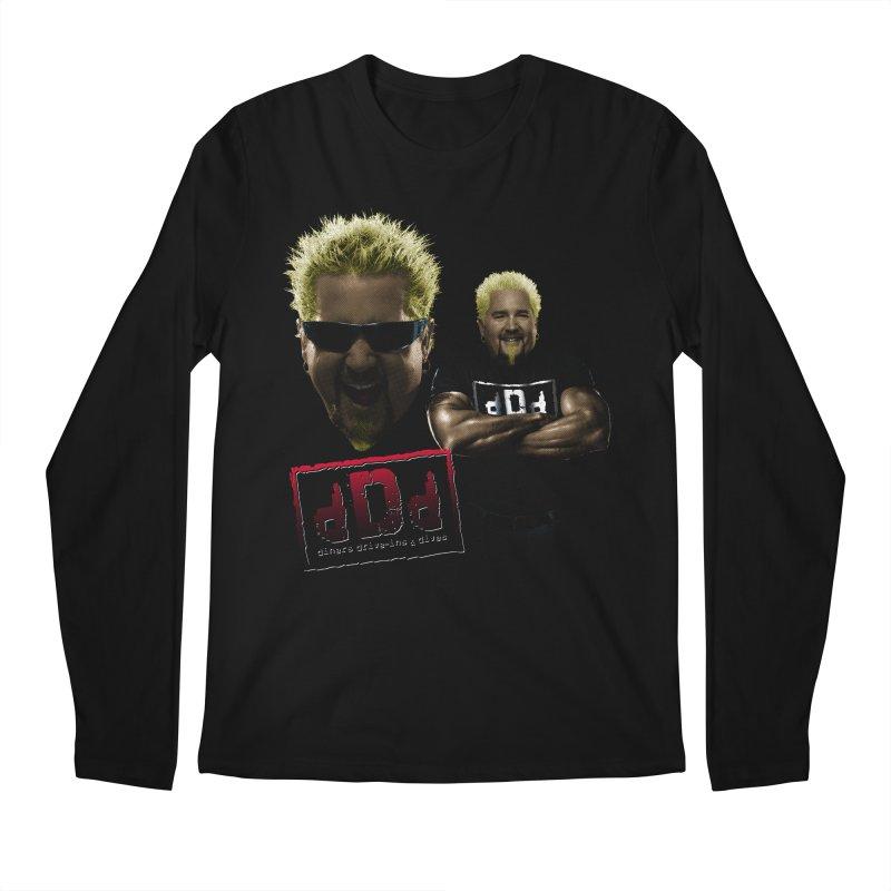 NEW GUY ORDER Men's Regular Longsleeve T-Shirt by Teenage Stepdad