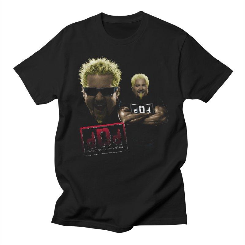 NEW GUY ORDER Men's Regular T-Shirt by Teenage Stepdad