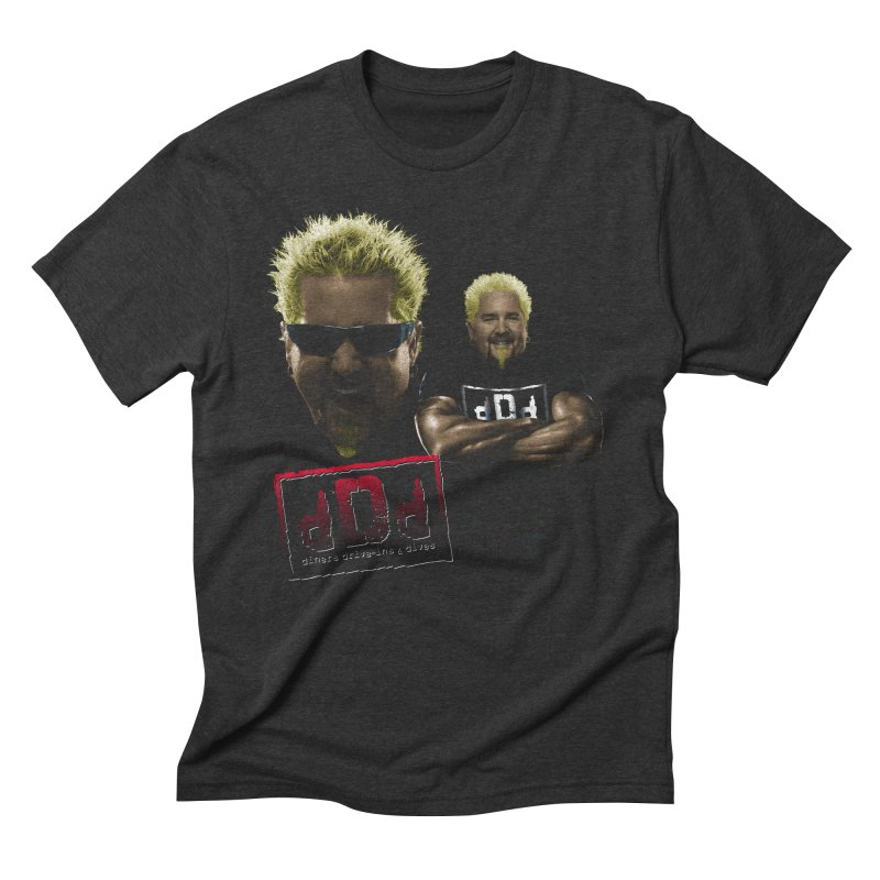 NEW GUY ORDER Men's Triblend T-Shirt by Teenage Stepdad