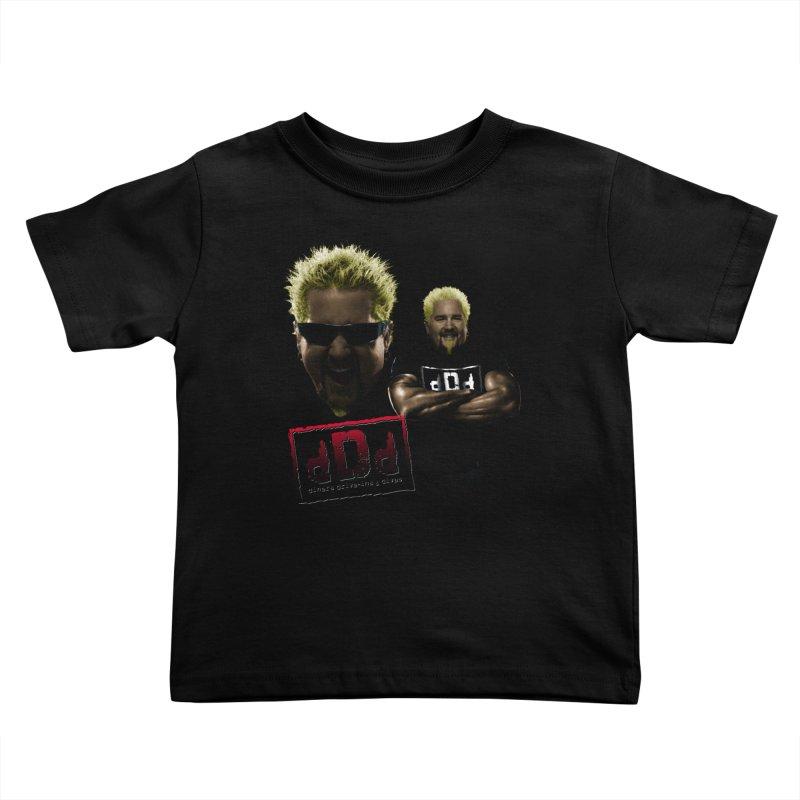 NEW GUY ORDER Kids Toddler T-Shirt by Teenage Stepdad