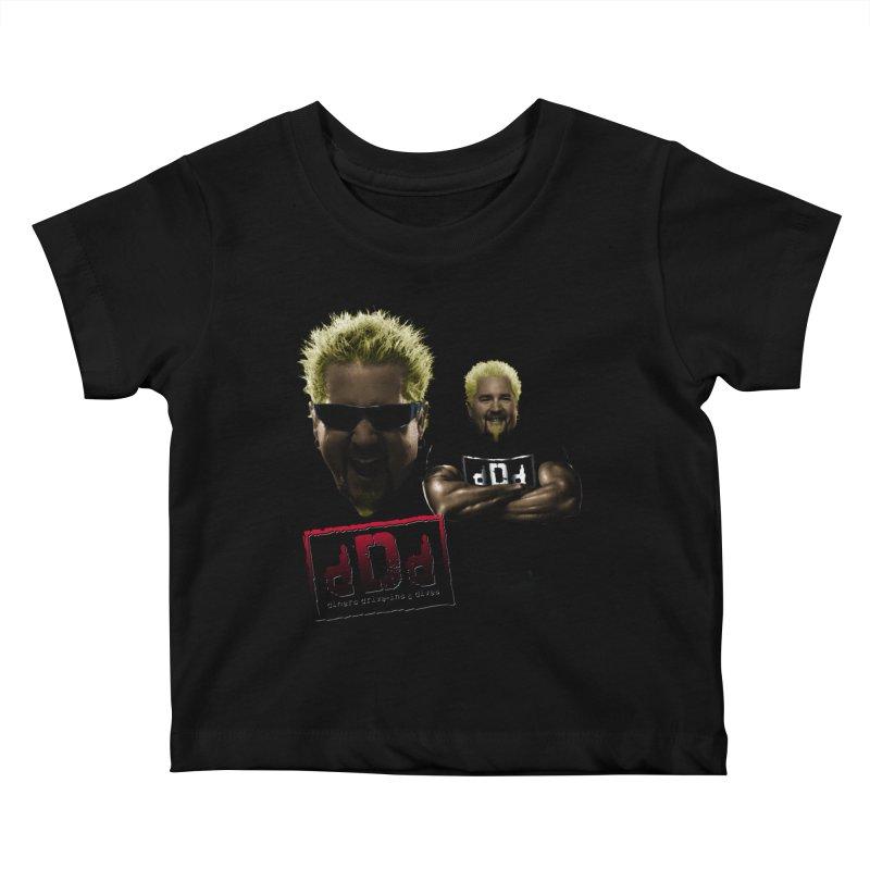 NEW GUY ORDER Kids Baby T-Shirt by Teenage Stepdad