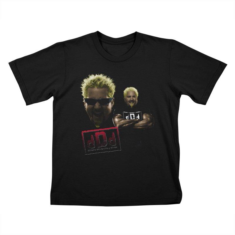 NEW GUY ORDER Kids T-Shirt by Teenage Stepdad