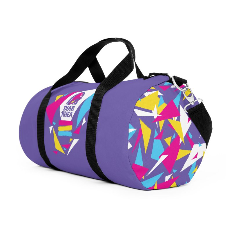 VAPORRHEA Accessories Duffel Bag Bag by Teenage Stepdad
