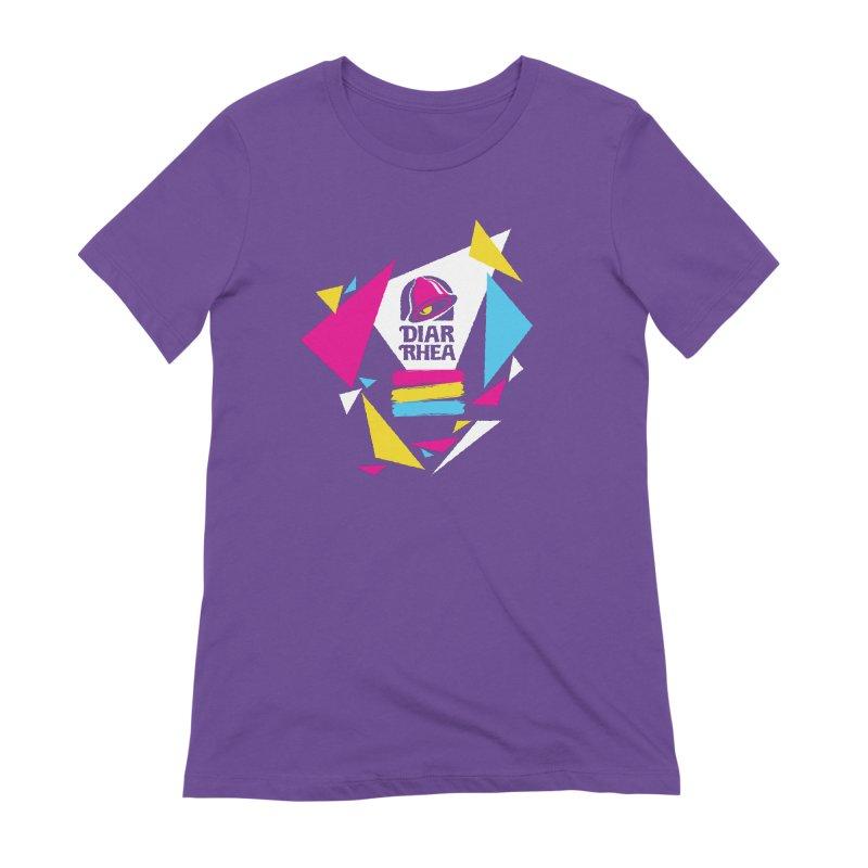 VAPORRHEA Women's Extra Soft T-Shirt by Teenage Stepdad