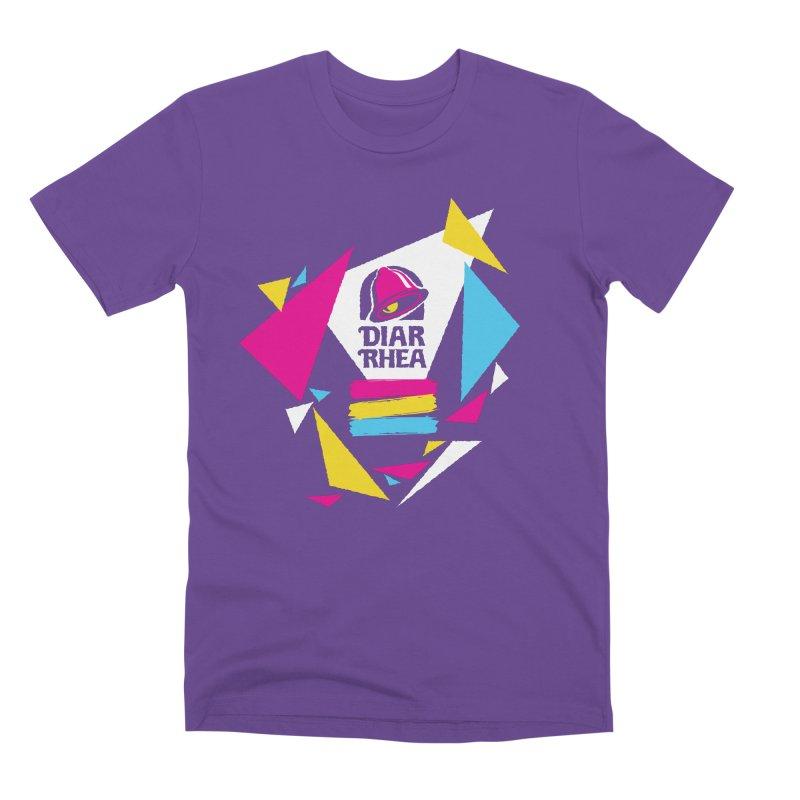 VAPORRHEA Men's Premium T-Shirt by Teenage Stepdad
