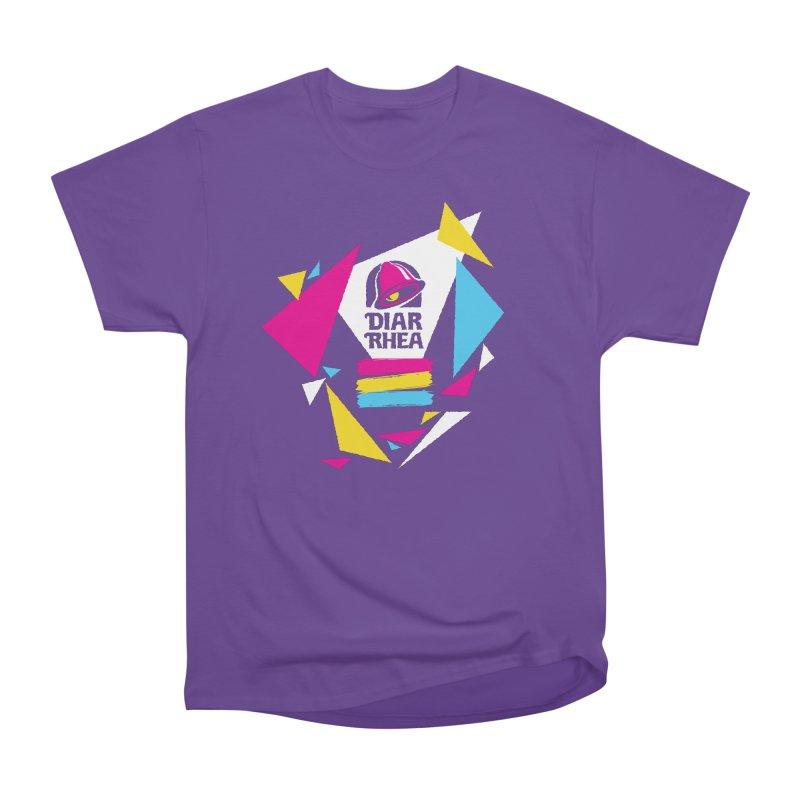 VAPORRHEA Women's Heavyweight Unisex T-Shirt by Teenage Stepdad