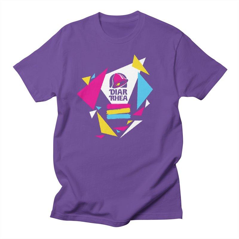 VAPORRHEA Women's Regular Unisex T-Shirt by Teenage Stepdad