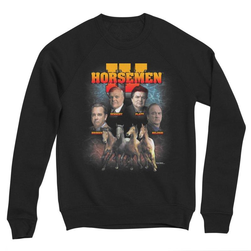 FOUR HORSEMEN BOOTLEG Women's Sponge Fleece Sweatshirt by Teenage Stepdad