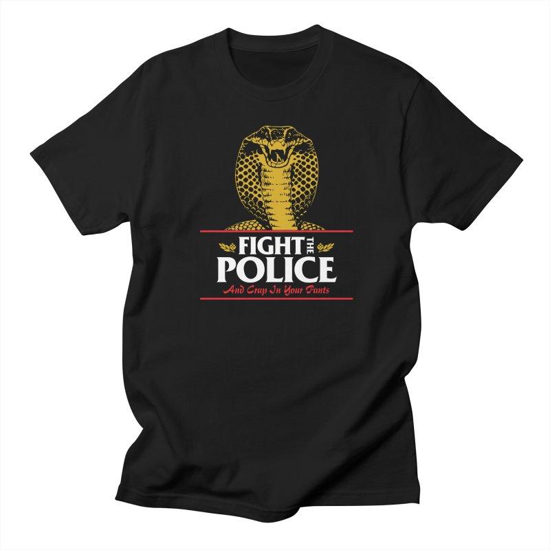 BAD DECISION JUICE Men's Regular T-Shirt by Teenage Stepdad