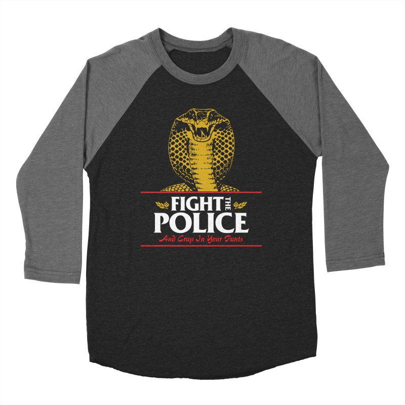 BAD DECISION JUICE Men's Baseball Triblend Longsleeve T-Shirt by Teenage Stepdad